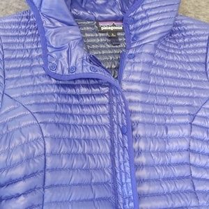 New Patagonia down jacket long nanopuff s small